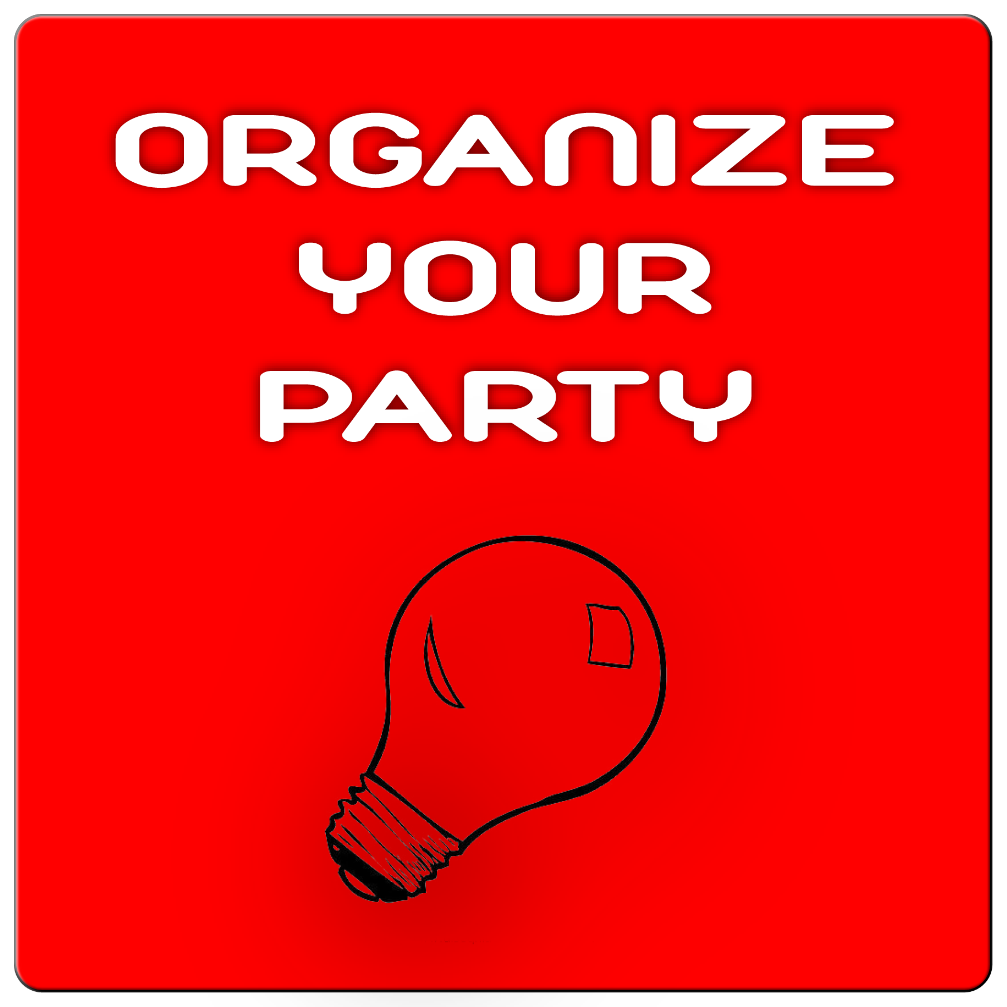 Organize Your Party